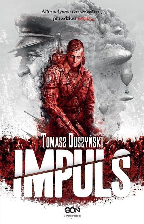okładka Impuls, Książka | Duszyński Tomasz