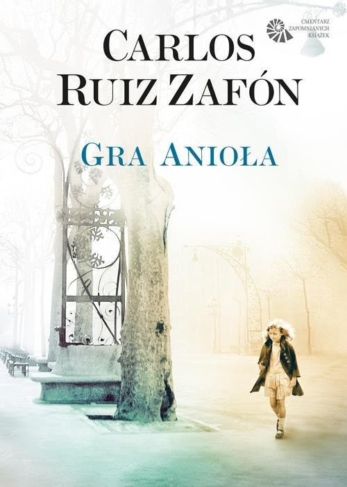 okładka Gra Anioła, Książka | Ruiz Zafon Carlos