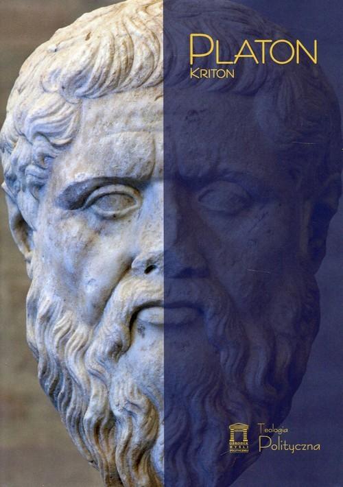 okładka Kriton, Książka | Platon