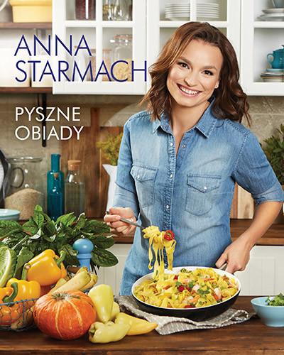 okładka Pyszne obiady, Książka | Starmach Anna