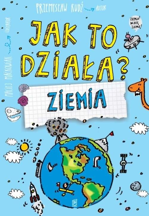 okładka Jak to działa Ziemiaksiążka |  | Rudź Przemysław