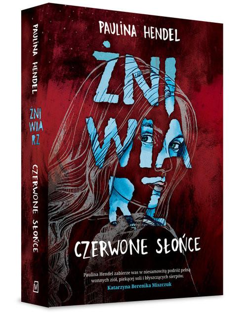 okładka Czerwone Słońce, Książka | Paulina Hendel