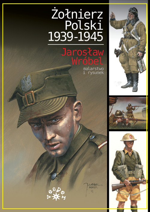 okładka Żołnierz polski 1939-1945, Książka   Kędzierski Sławomir