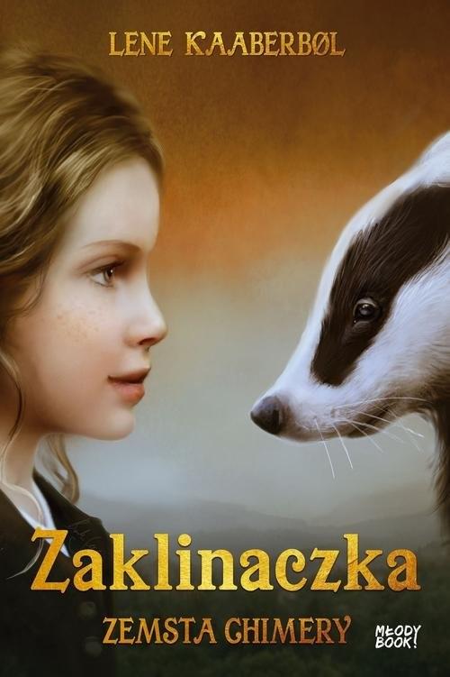okładka Zaklinaczka Zemsta Chimery, Książka | Lene Kaaberbol