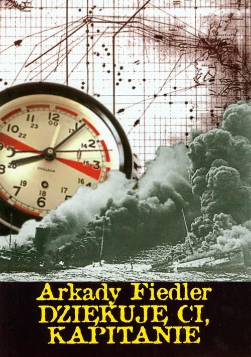 okładka Dziękuję ci kapitanieksiążka |  | Fiedler Arkady