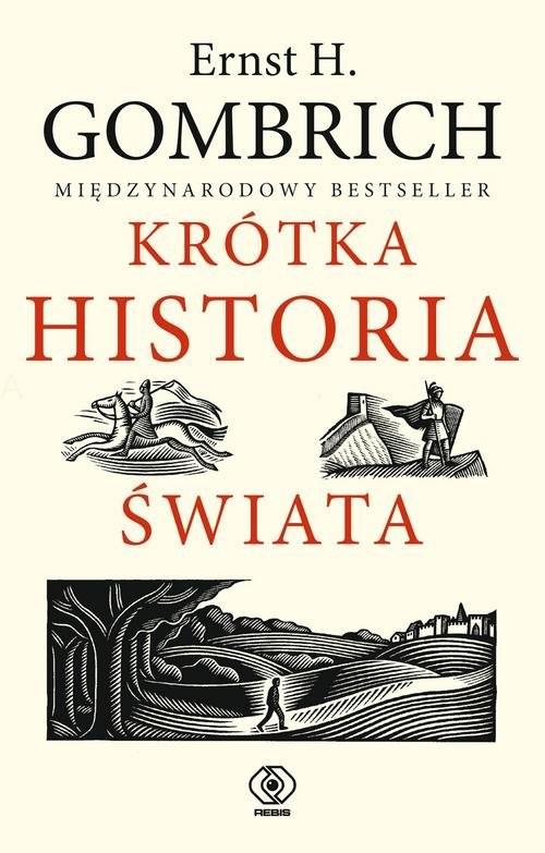 okładka Krótka historia świataksiążka      Ernst H. Gombrich