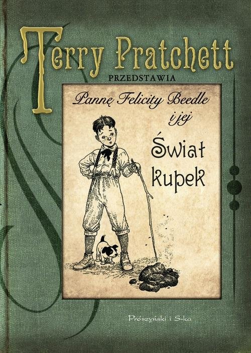 okładka Świat kupek, Książka | Pratchett Terry