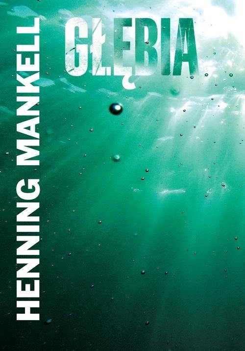 okładka Głębia, Książka | Mankell Henning