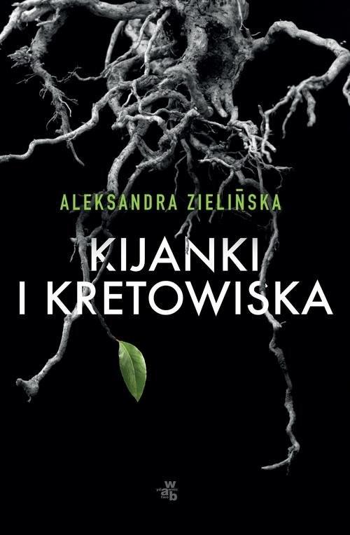 okładka Kijanki i kretowiska, Książka | Zielińska Aleksandra