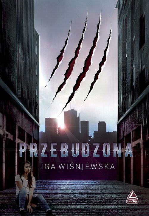 okładka Przebudzona, Książka | Wiśniewska Iga