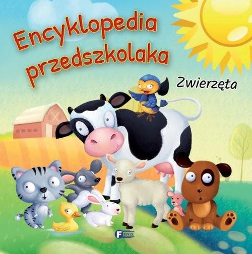 okładka Encyklopedia przedszkolaka Zwierzętaksiążka |  | Opracowanie zbiorowe