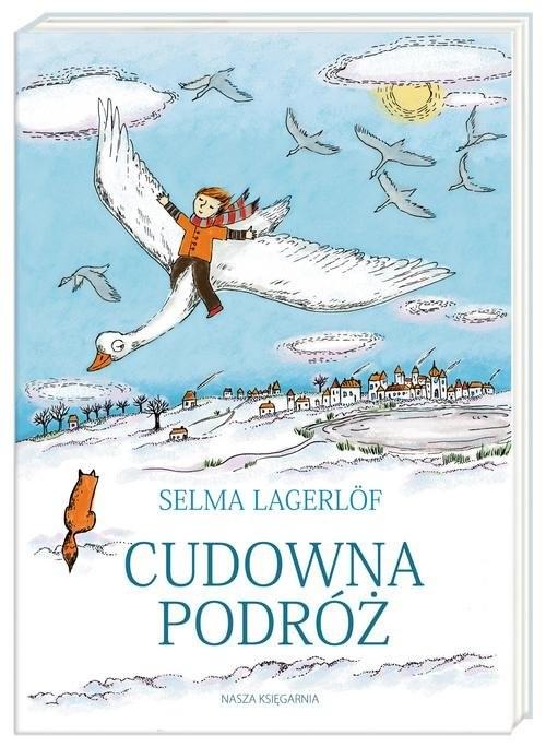 okładka Cudowna podróż, Książka | Selma Lagerlöf