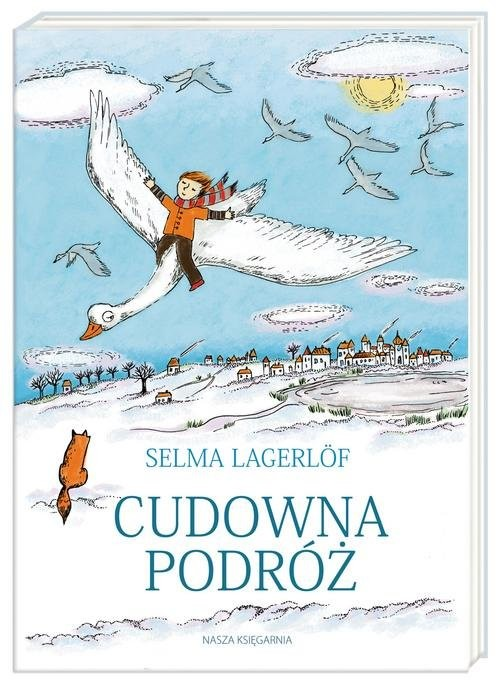 okładka Cudowna podróżksiążka |  | Lagerlof Selma