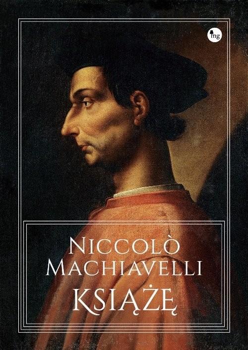 okładka Książę, Książka | Niccolò  Machiavelli