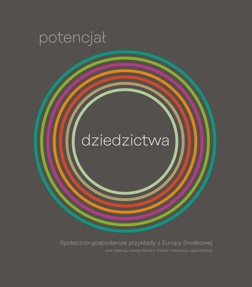 okładka Potencjał dziedzictwa Społeczno-gospodarcze przykłady z Europy Środkowej, Książka | Praca Zbiorowa