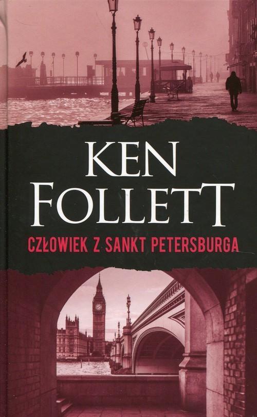 okładka Człowiek z Sankt Petersburga, Książka | Follett Ken