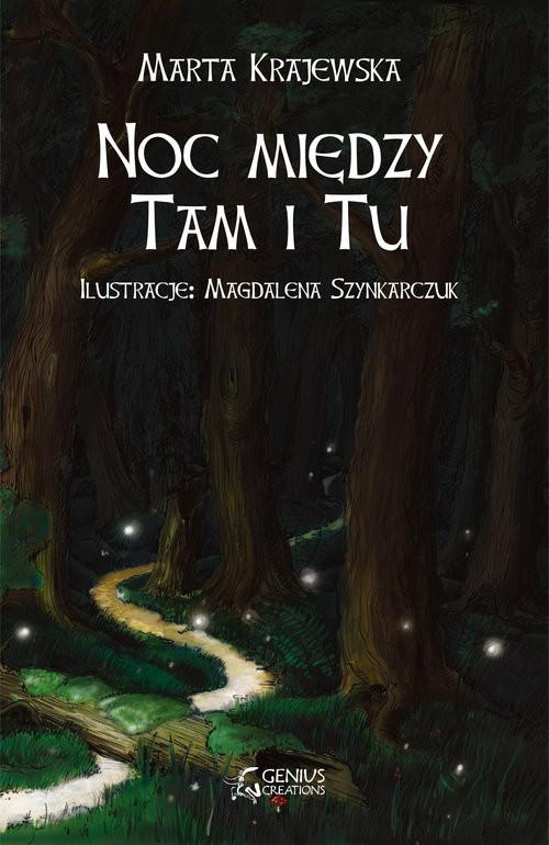okładka Noc między Tam i Tu, Książka | Krajewska Marta