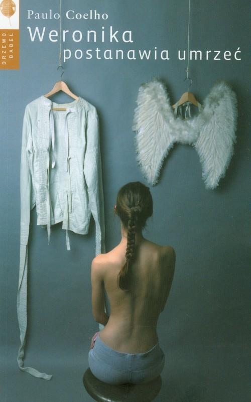 okładka Weronika postanawia umrzeć, Książka | Paulo Coelho