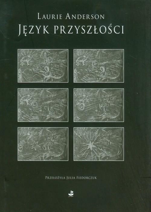 okładka Język przyszłości, Książka | Anderson Laurie