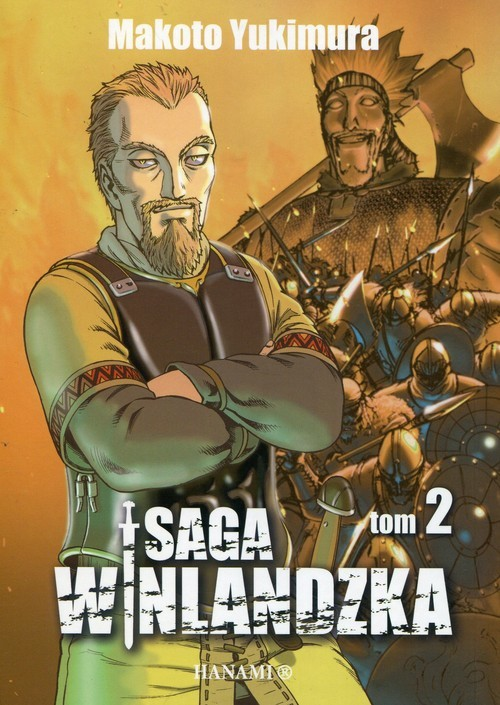 okładka Saga Winlandzka 2, Książka | Yukimura Makoto