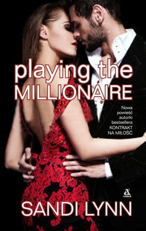 okładka Playing the Millionaire, Książka | Lynn Sandi