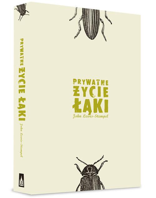 okładka Prywatne życie łąki, Książka   Lewis-Stempel John