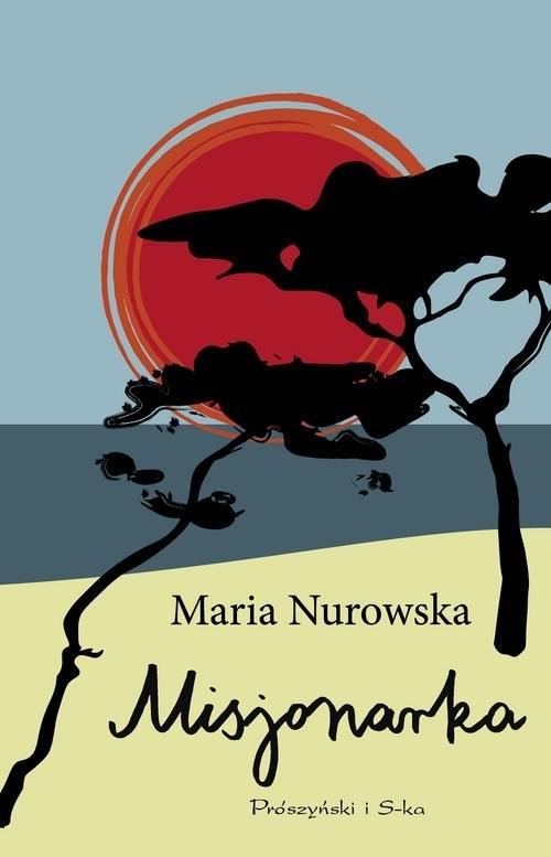 okładka Misjonarka, Książka | Maria Nurowska