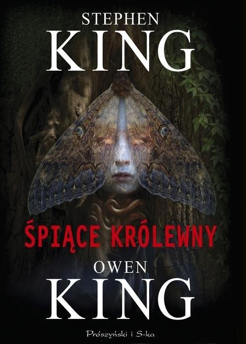okładka Śpiące królewnyksiążka      Owen King, Stephen King