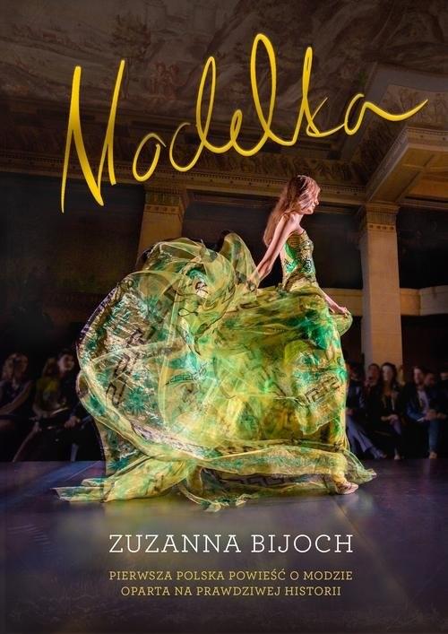 okładka Modelka, Książka | Bijoch Zuzanna
