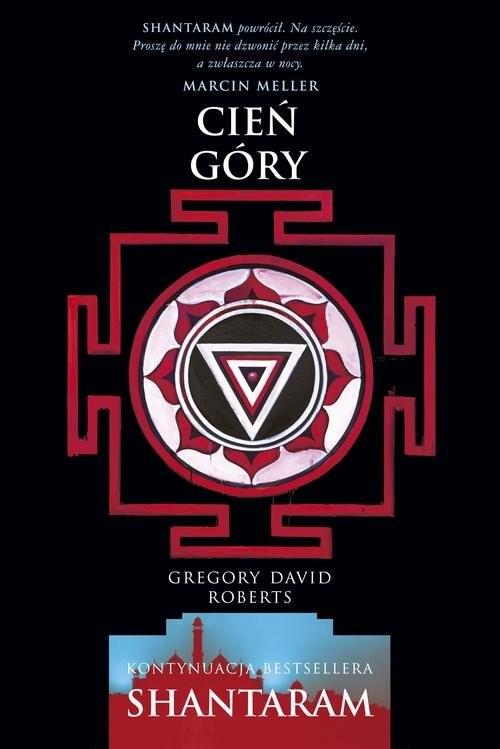 okładka Cień góry, Książka | Gregory David Roberts