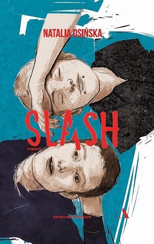 okładka Slash, Książka | Osinska Natalia