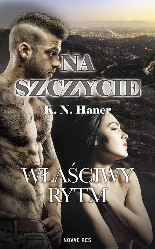 okładka Na szczycie Właściwy rytm, Książka | Haner K.N.