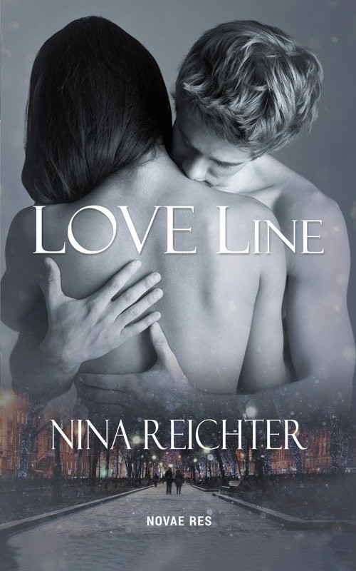 okładka LOVE Line, Książka | Reichter Nina