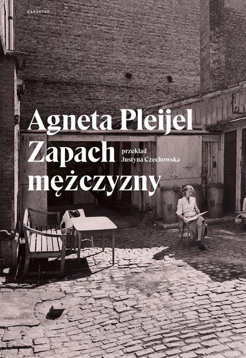okładka Zapach mężczyzny, Książka   Pleijel Agneta