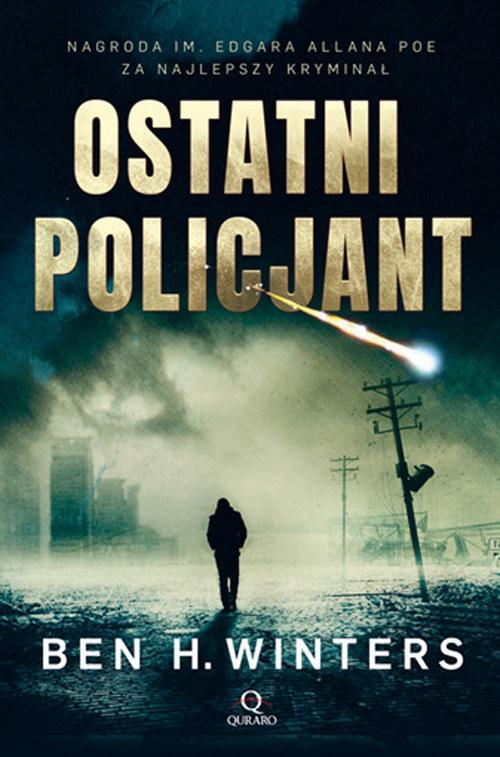 okładka Ostatni policjant, Książka | Ben H. Winters