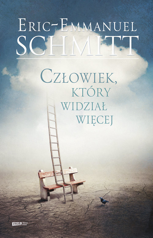 okładka Człowiek, który widział więcejksiążka      Schmitt Eric-Emmanuel