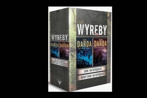 okładka Wyręby Pakiet, Książka | Stefan Darda