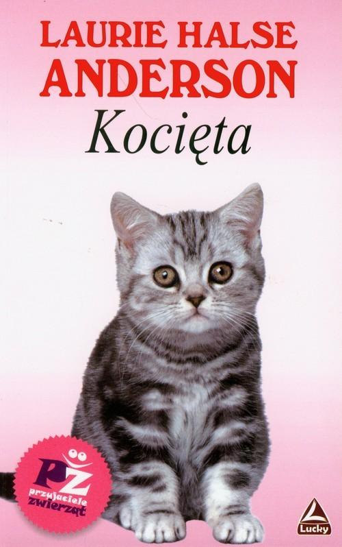 okładka Kocięta, Książka | Laurie Halse Anderson