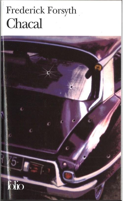 okładka Chacal, Książka | Forsyth Frederick