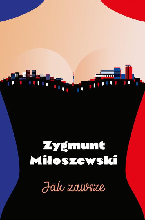 okładka Jak zawsze, Książka | Miłoszewski Zygmunt