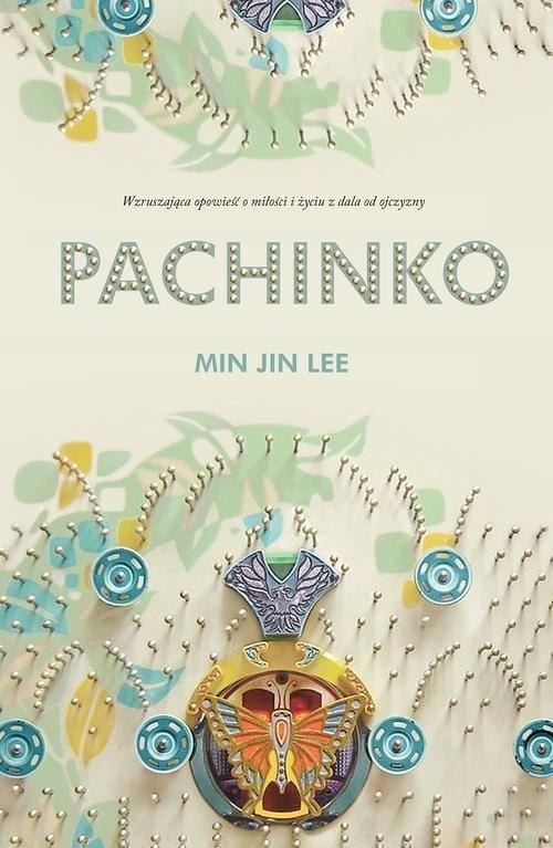 okładka Pachinko, Książka | Min Jin Lee