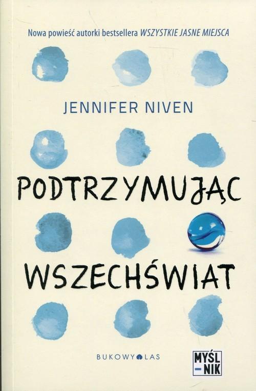 okładka Podtrzymując wszechświat, Książka | Niven Jennifer