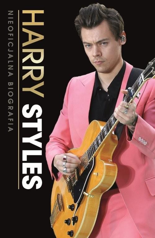 okładka Harry Styles Nieoficjalna biografia, Książka | Cronin Ali