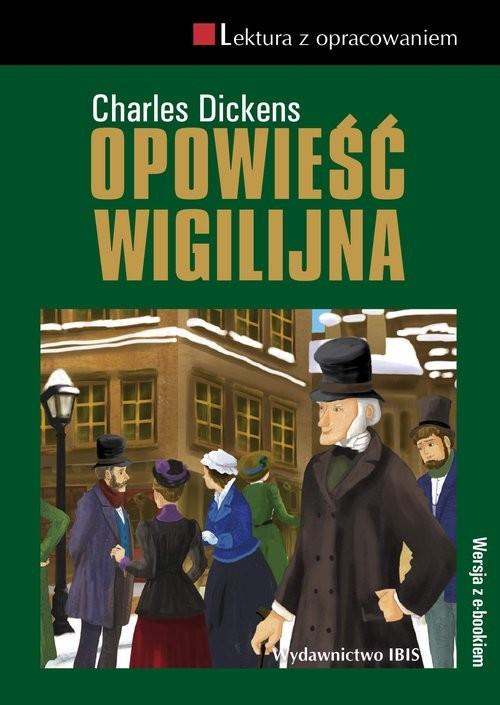 okładka Opowieść wigilijnaksiążka |  | Dickens Charles