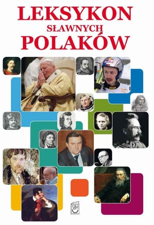 okładka Leksykon Sławnych Polaków, Książka |