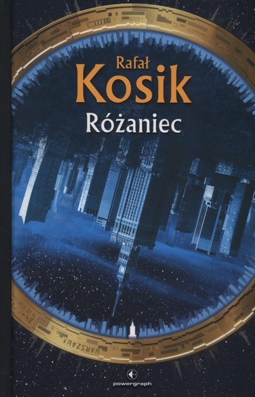 okładka Różaniec, Książka | Kosik Rafał