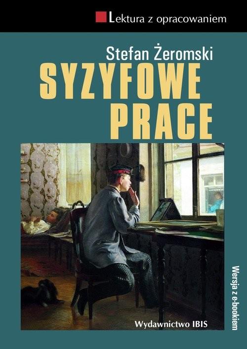 okładka Syzyfowe prace, Książka   Żeromski Stefan