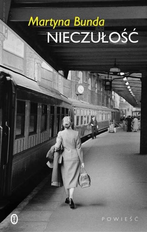 okładka Nieczułość, Książka | Bunda Martyna