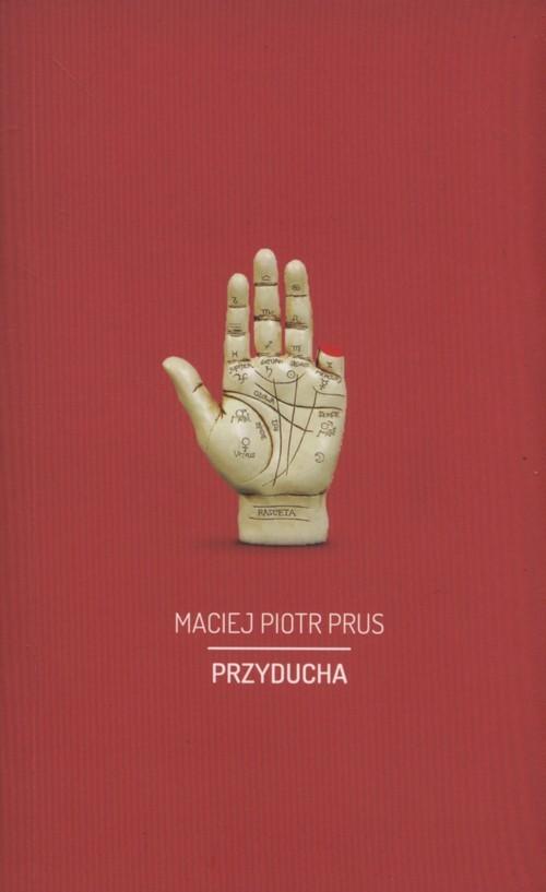 okładka Przyducha, Książka | Maciej Piotr  Prus