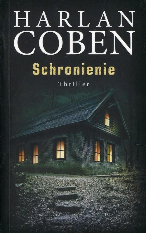 okładka Schronienie, Książka   Harlan Coben